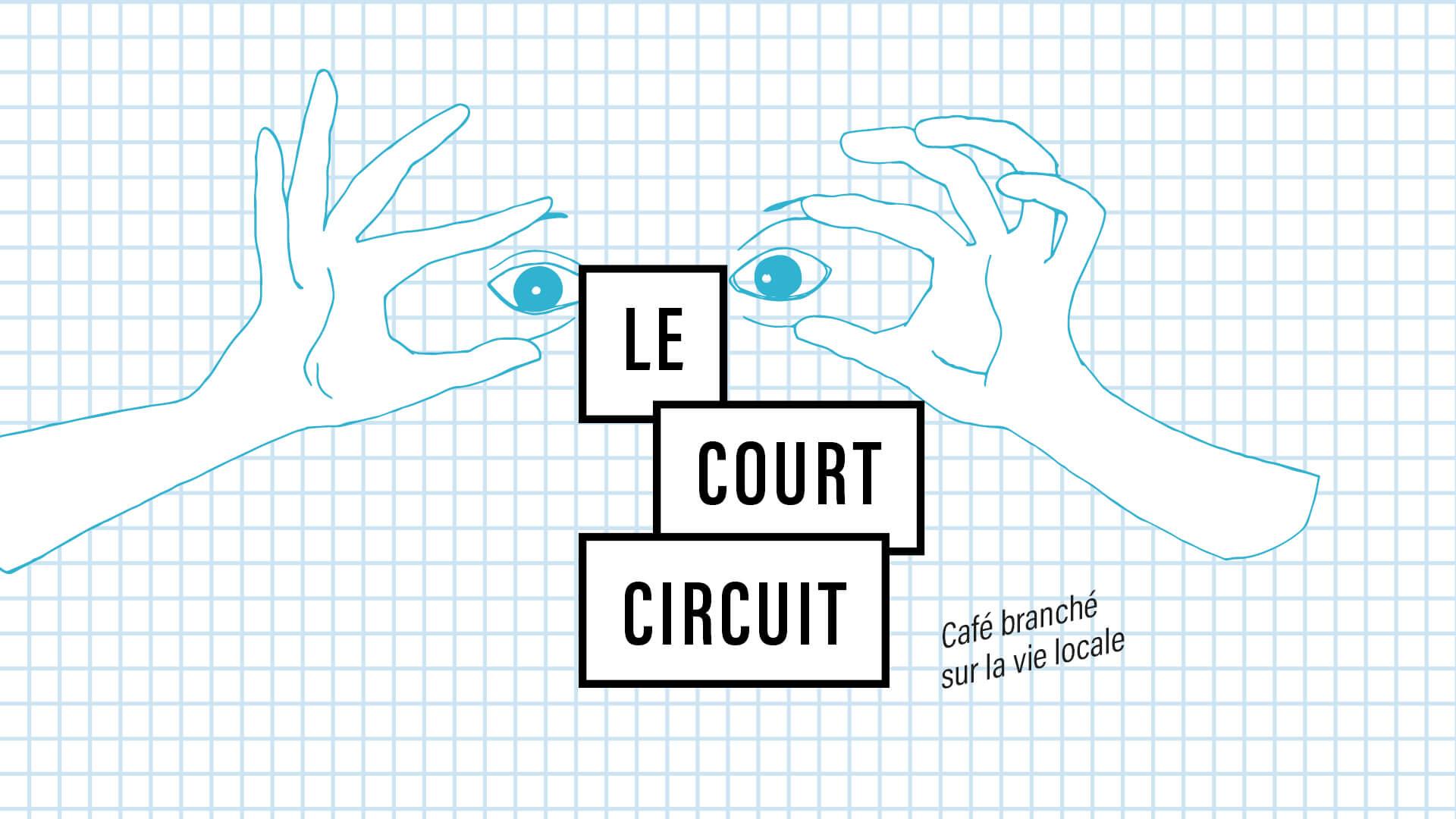 L'identité visuelle du Court-Circuit